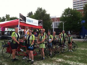 Tour de Cure Group shot