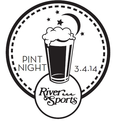 River Sports Pint Night 2014