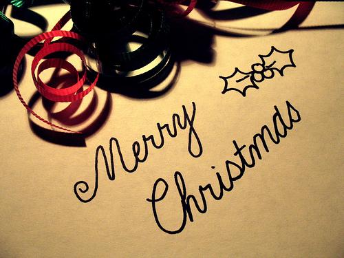Merry Christmas John :)